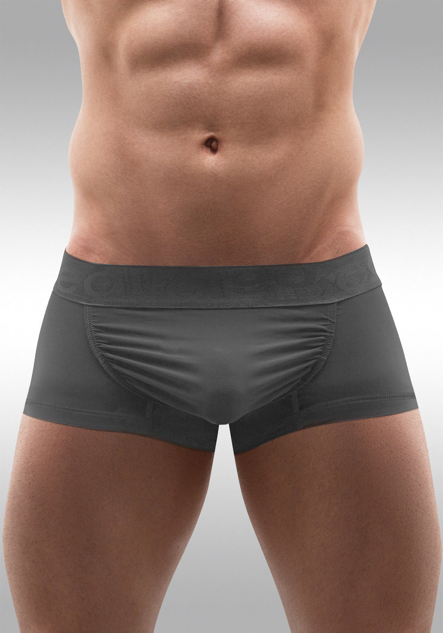 FEEL Classic XV - Men's Pouch Boxer - Space Grey - Front
