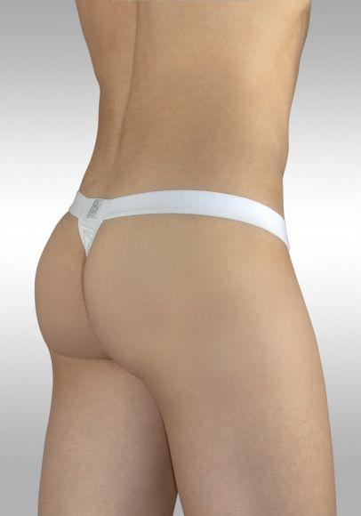 SLK Thong - White | Back view