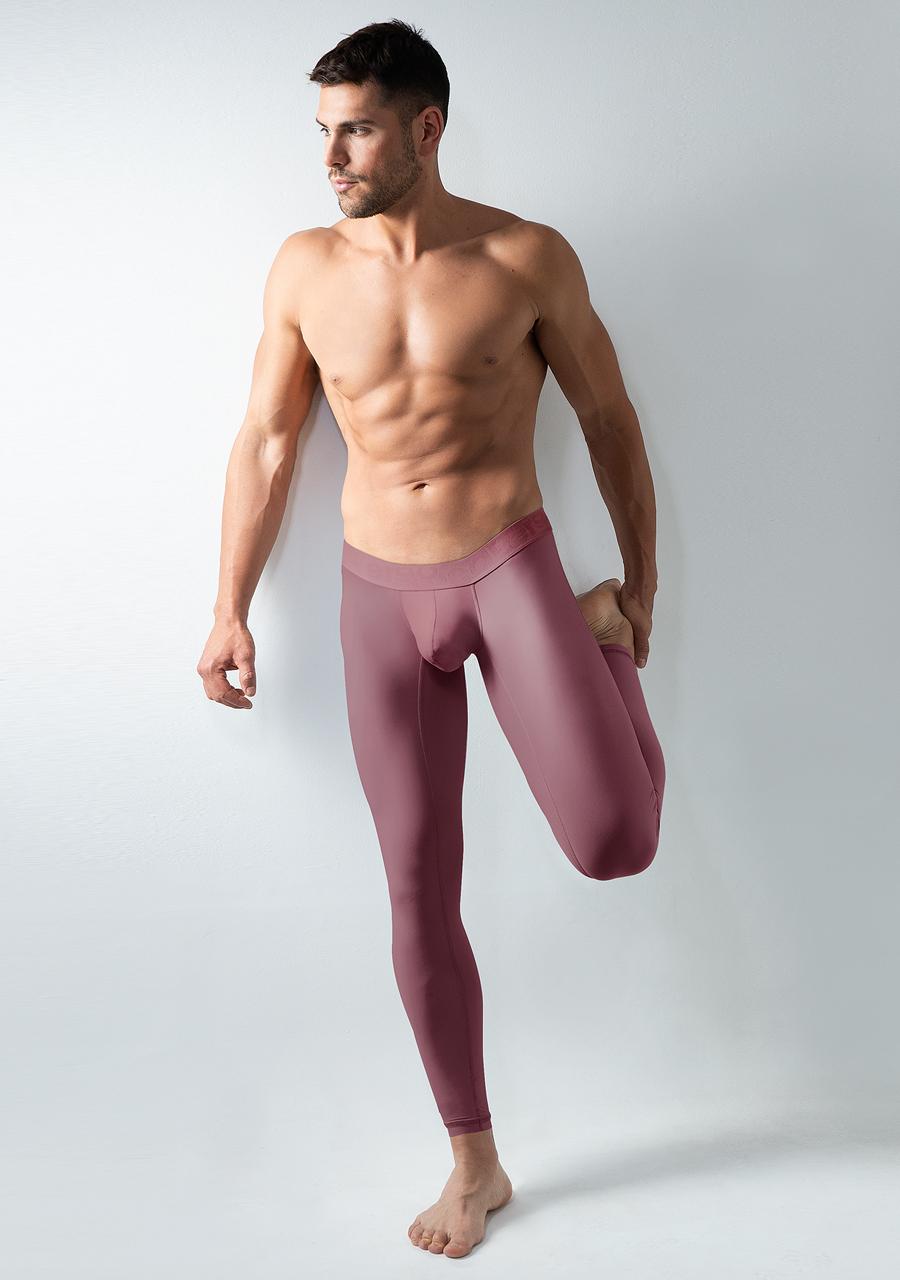 MAX XV Leggings Marsala | Full body view