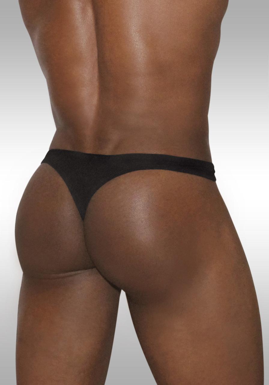 X3D Modal Thong Black | Back view
