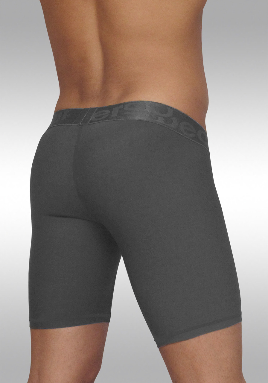 FEEL Classic XV - Men's Pouch Midcut Brief - Space Grey - Back