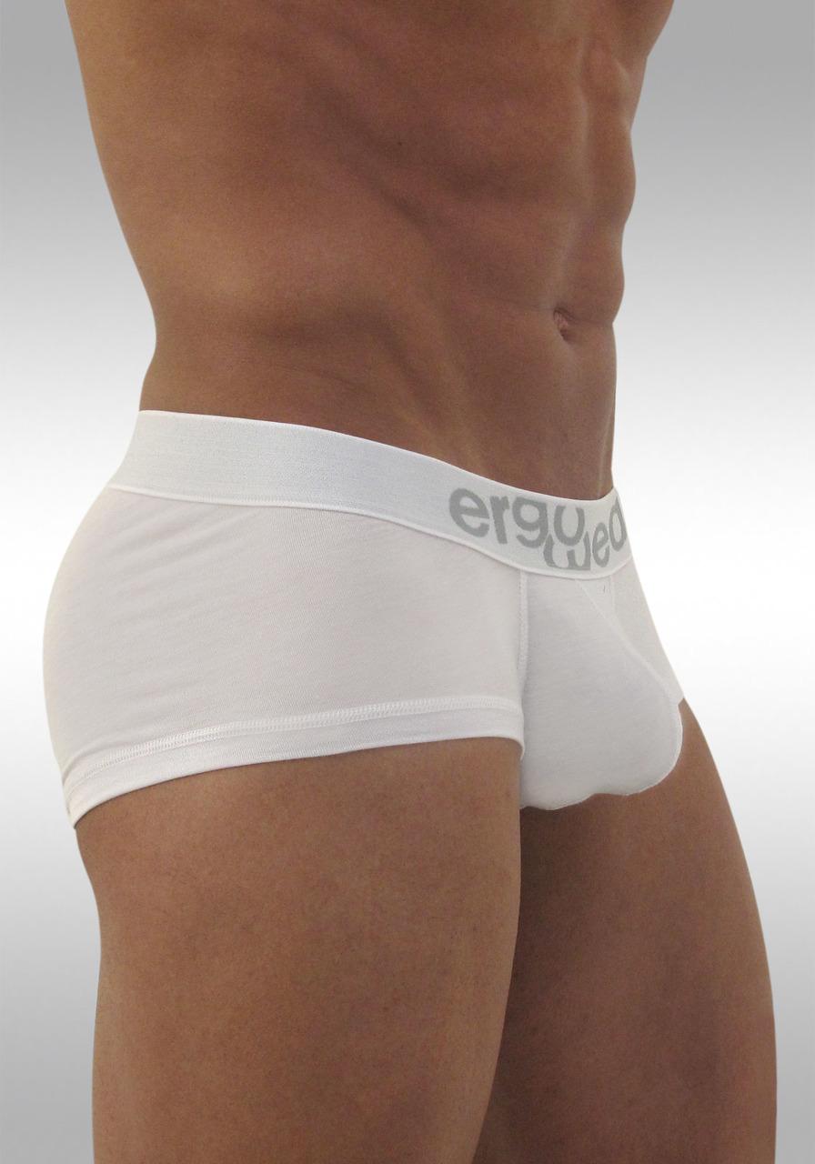 Ergowear MAX Modal Boxer White - Front