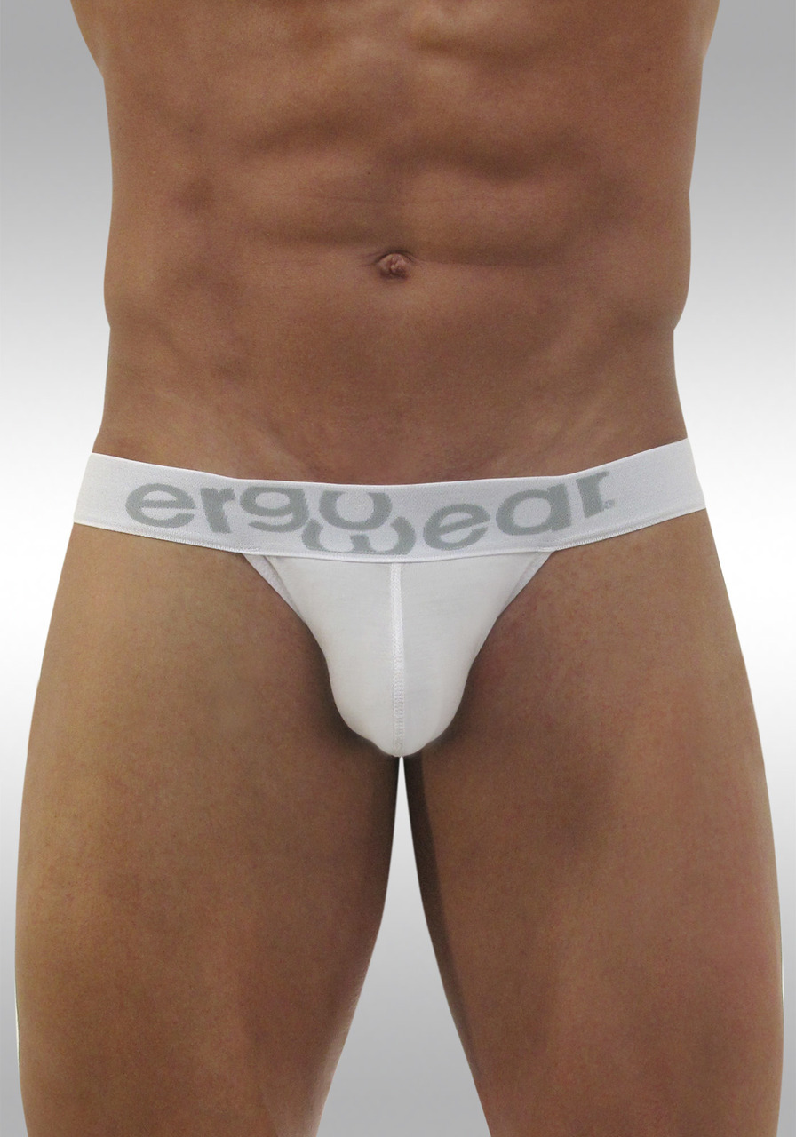 MAX Modal Bikini White - Front View
