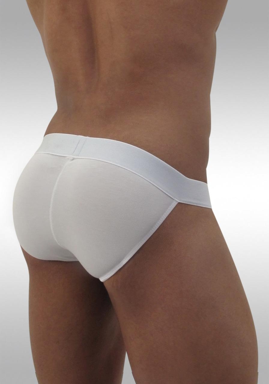 MAX Modal Bikini White - Back View