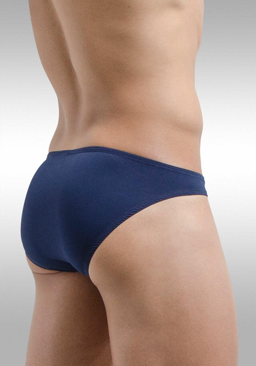 X4D Bikini Navy | Back view