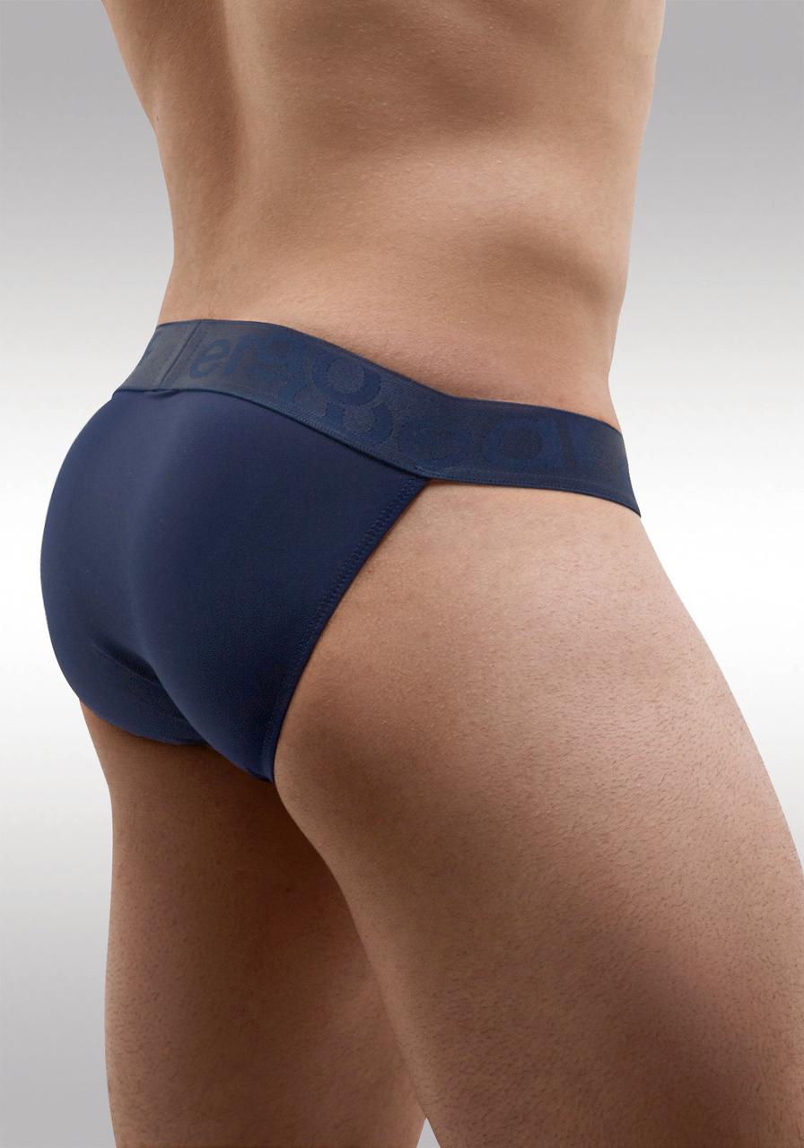 MAX XV - Men's Bikini - Navy - Back