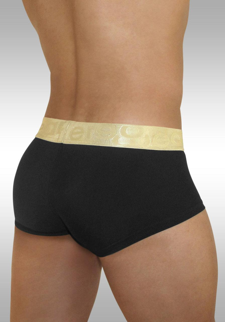 FEEL XV - Midcut White/Gold - Back view